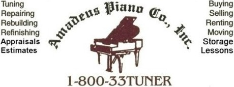 Amadeus Piano Co., Inc. Piano Sales & Purchase